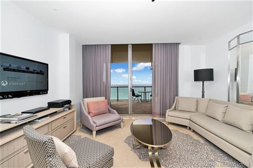 Photo of 9703 NE Collins Ave #1205, Bal Harbour, FL 33154 (MLS # A10031437)
