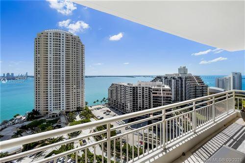 Photo of 888 Brickell Key Dr #2307, Miami, FL 33131 (MLS # A11015437)
