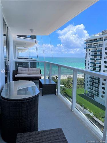 Photo of 2401 Collins Ave #1607, Miami Beach, FL 33140 (MLS # A11070437)