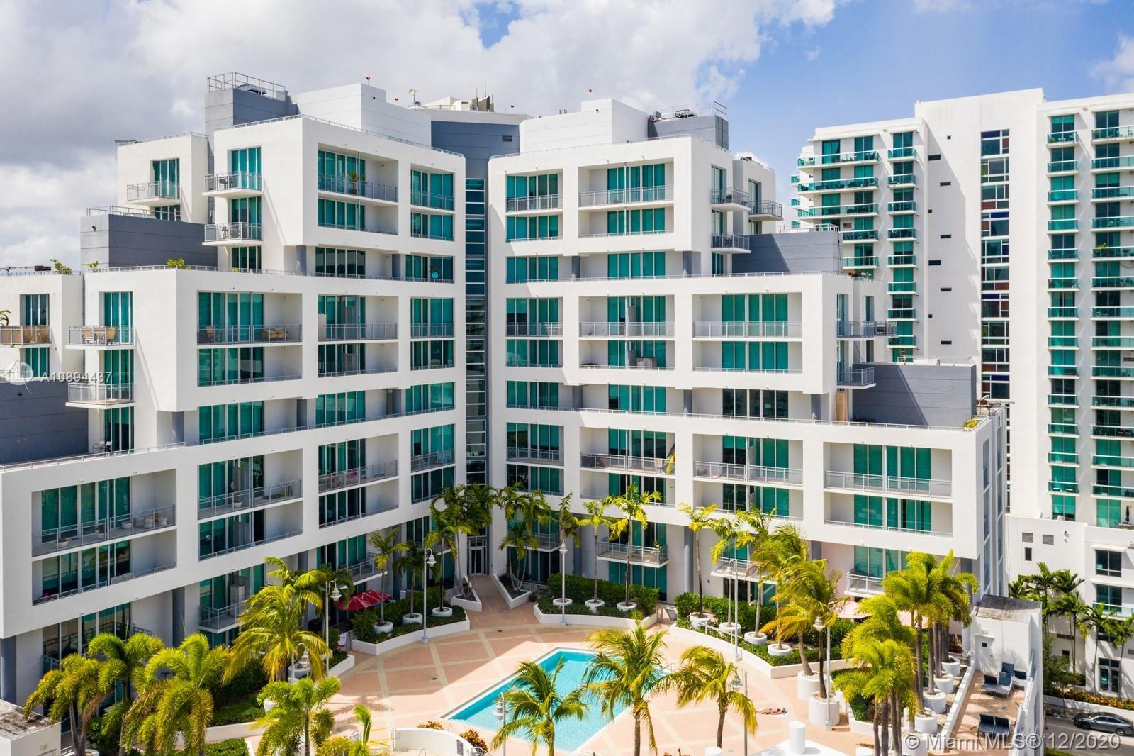 350 NE 24th St #1104, Miami, FL 33137 - #: A10894437