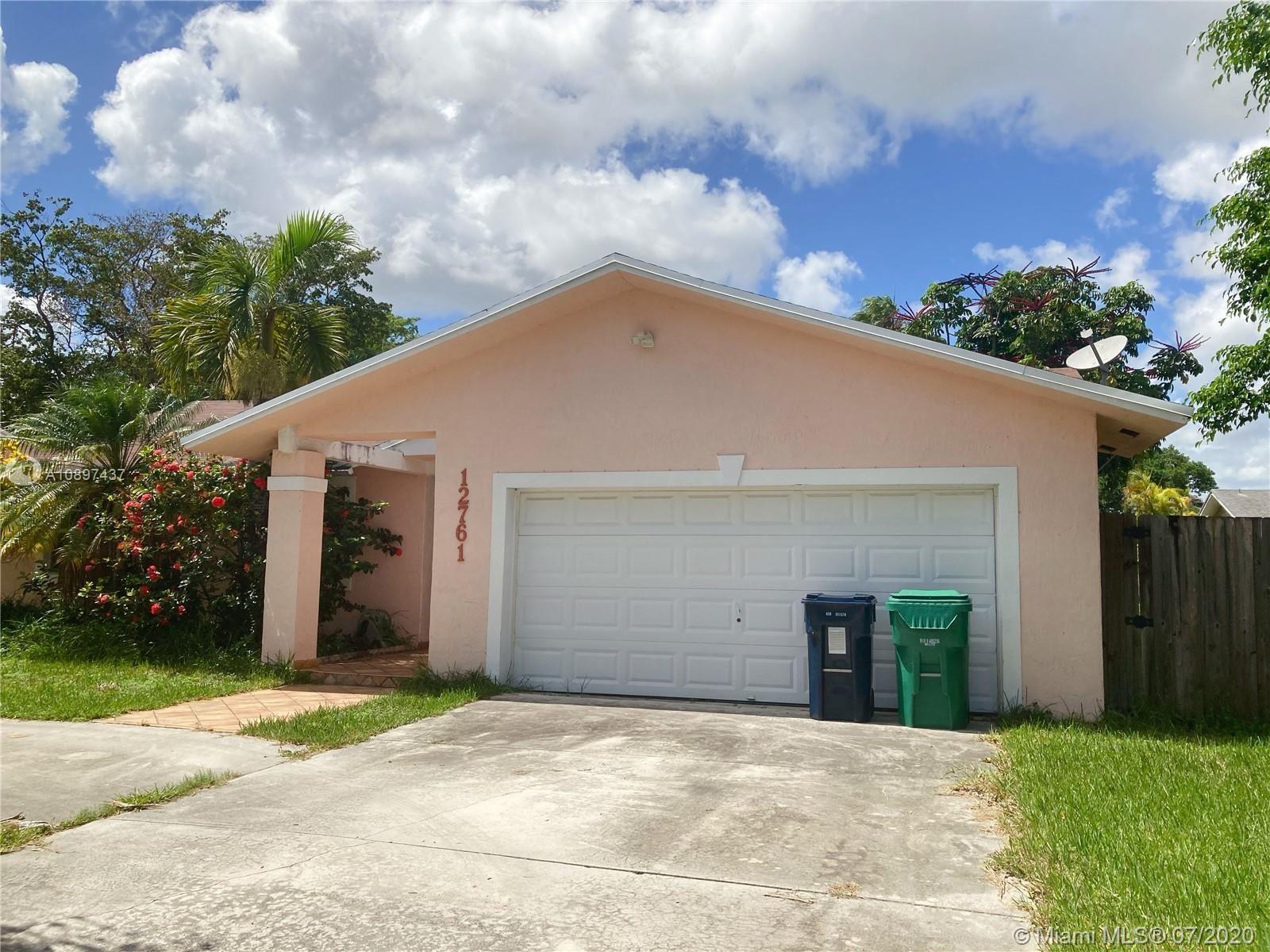 12761 SW 108th St, Miami, FL 33186 - #: A10897437