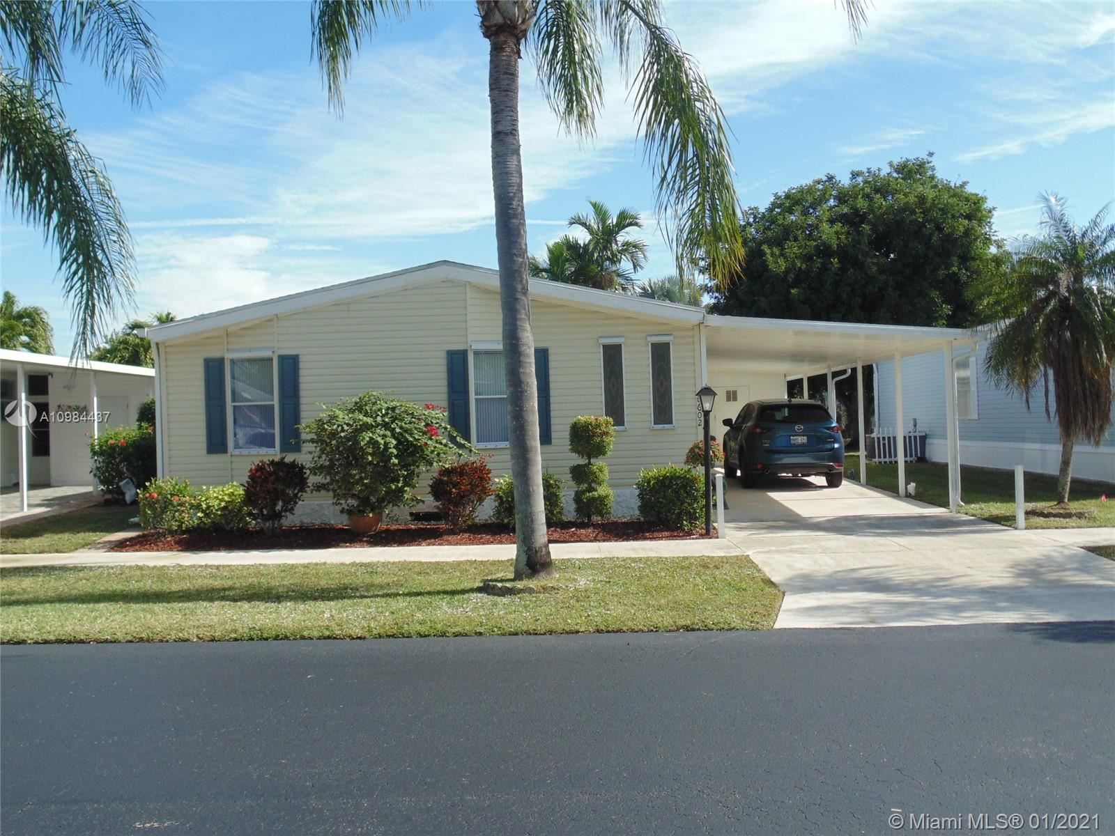6602 NW 37th Ave, Coconut Creek, FL 33073 - #: A10984437