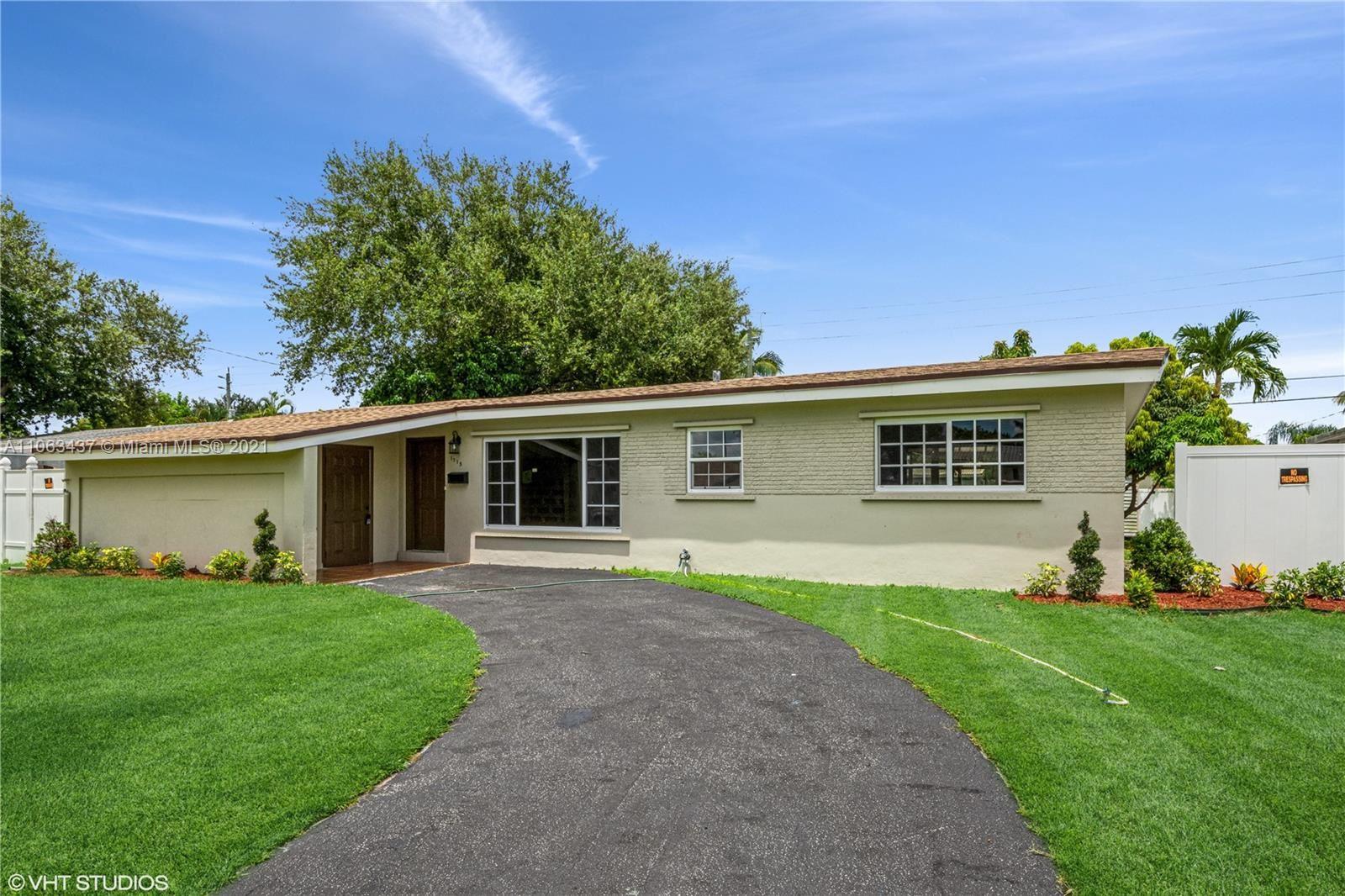 1715 N 46th Ave, Hollywood, FL 33021 - #: A11063437