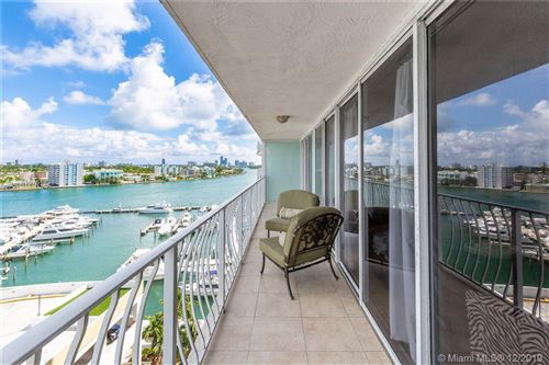 Photo of 7601 E Treasure Dr #1016, North Bay Village, FL 33141 (MLS # A10751438)