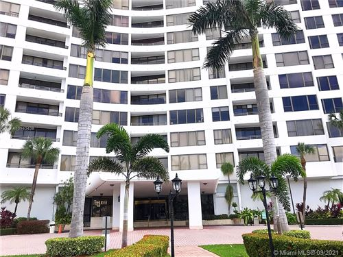Photo of 3505 S Ocean Dr #205, Hollywood, FL 33019 (MLS # A10940438)