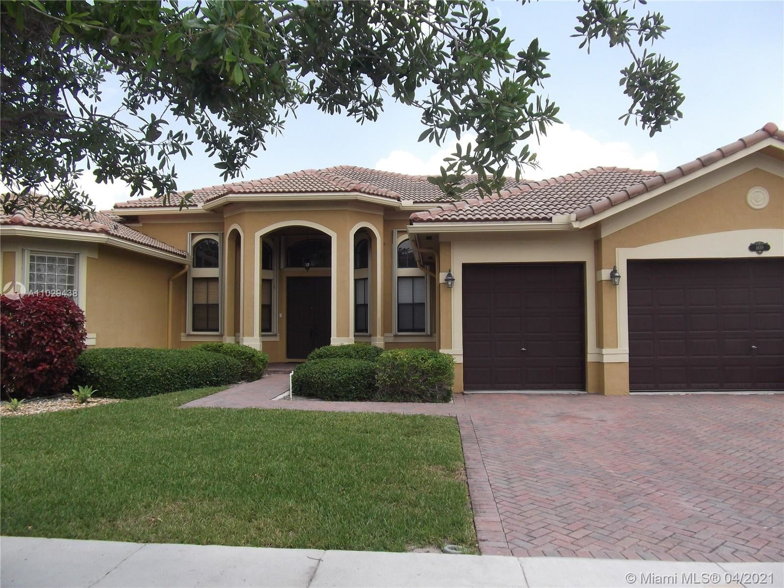 1839 SW 195th Ave, Miramar, FL 33029 - #: A11029438