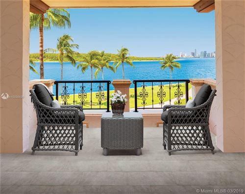 Foto de inmueble con direccion 2235 Fisher Island Dr #3305 Miami Beach FL 33109 con MLS A10338439