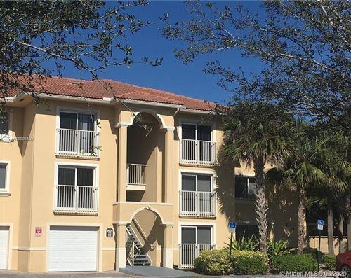 Photo of 9907 Westwood Dr #15-2, Tamarac, FL 33321 (MLS # A11025439)