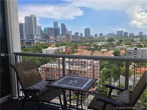 Photo of 10 SW South River Dr #1012, Miami, FL 33130 (MLS # A11027439)