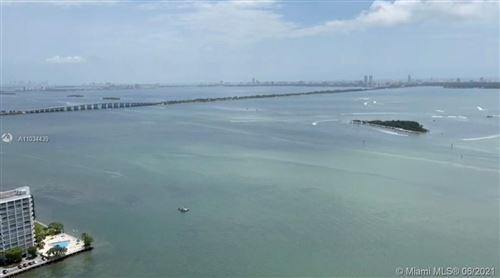 Photo of 1900 N Bayshore Dr #3804, Miami, FL 33132 (MLS # A11034439)