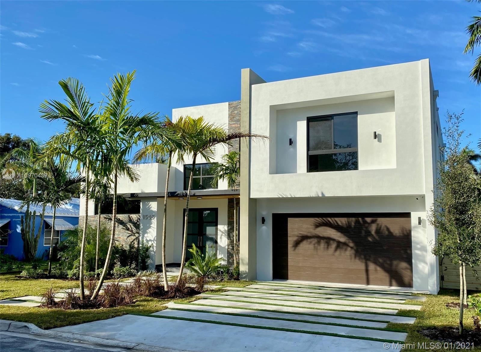 1505 NE 16th Ter, Fort Lauderdale, FL 33304 - #: A10970439