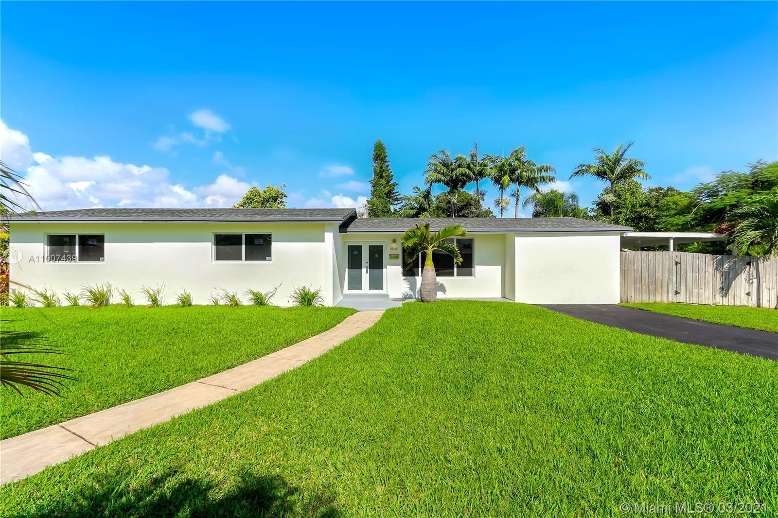 9545 SW 183rd St, Palmetto Bay, FL 33157 - #: A11007439