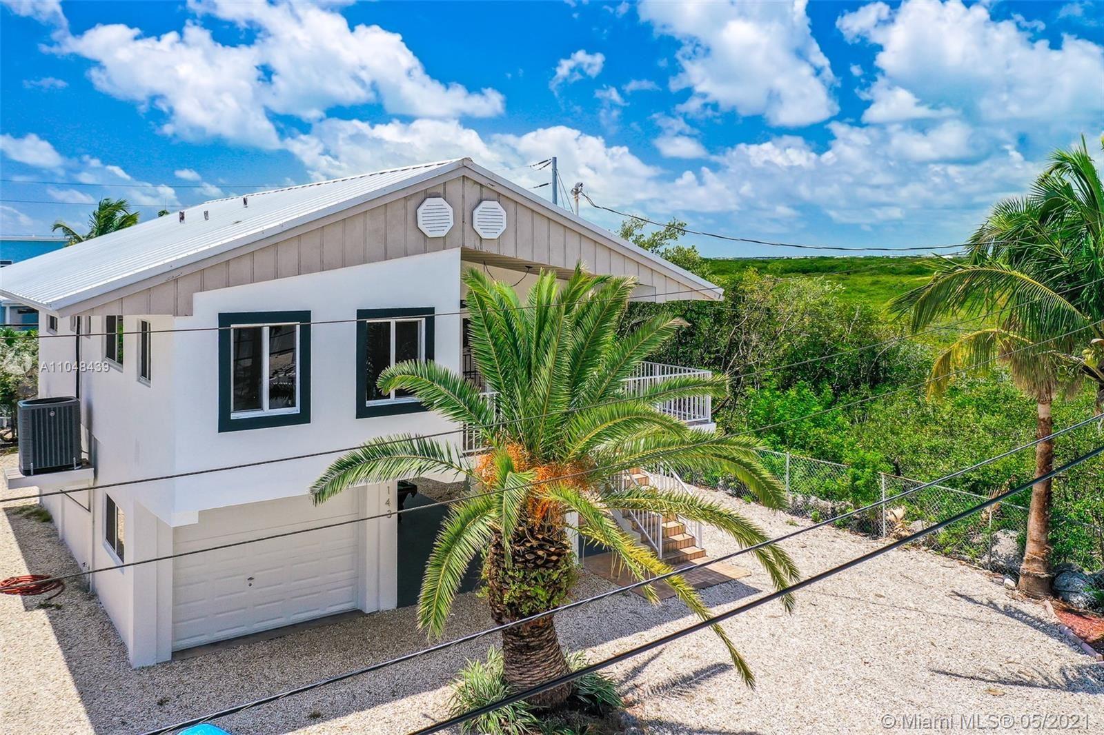 143 S Ocean Shores Dr, Key Largo, FL 33037 - #: A11048439