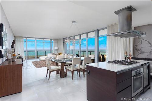 Photo of 3737 Collins Ave #S-702, Miami Beach, FL 33140 (MLS # A10794440)