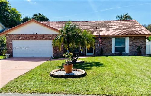 Photo of 7110 NW 45th St, Coral Springs, FL 33065 (MLS # A11115440)