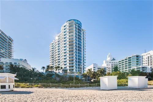 Photo of 3801 Collins Ave #1103, Miami Beach, FL 33140 (MLS # A10599441)