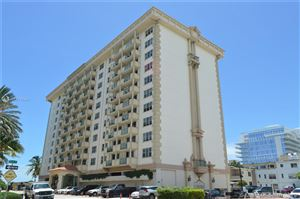 Photo of 9195 Collins Ave #1013, Surfside, FL 33154 (MLS # A10710441)