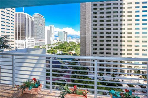 Photo of 335 S Biscayne Blvd #1604, Miami, FL 33131 (MLS # A10817441)