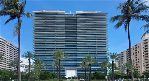 Photo of 10201 Collins Ave #2606, Bal Harbour, FL 33154 (MLS # A10936441)