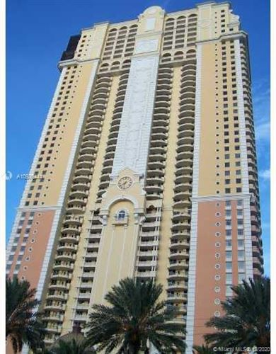Photo of 17875 Collins Ave #2503, Sunny Isles Beach, FL 33160 (MLS # A10976441)