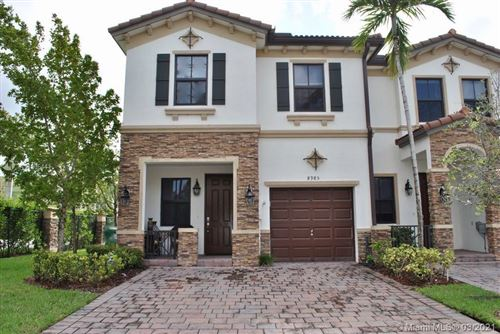 Photo of 8985 NW 98 TH AVE #8985, Doral, FL 33178 (MLS # A11006441)