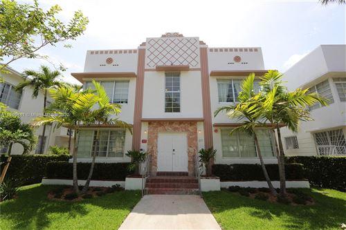 Photo of 811 Jefferson Ave #101, Miami Beach, FL 33139 (MLS # A11116441)