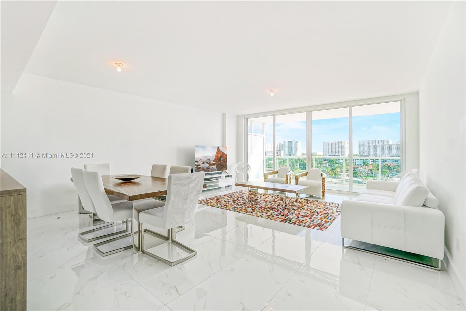Photo of 400 Sunny Isles Blvd #718, Sunny Isles Beach, FL 33160 (MLS # A11112441)
