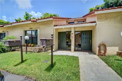Photo of 8580 Shadow Ct #6-14, Coral Springs, FL 33071 (MLS # A10889442)