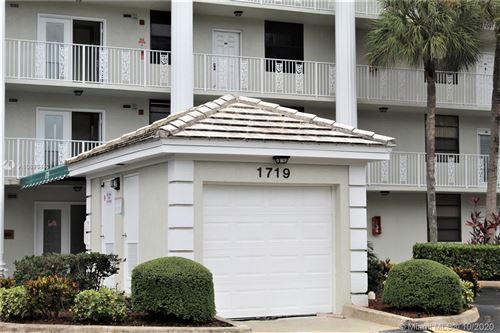Photo of 1719 Whitehall Dr #401, Davie, FL 33324 (MLS # A10899442)