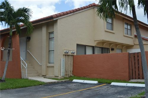 Photo of 10009 NW 9th St Cir #2-15, Miami, FL 33172 (MLS # A10922442)
