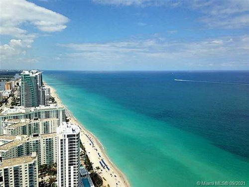 Photo of 1830 S Ocean Dr #4310, Hallandale Beach, FL 33009 (MLS # A11102442)