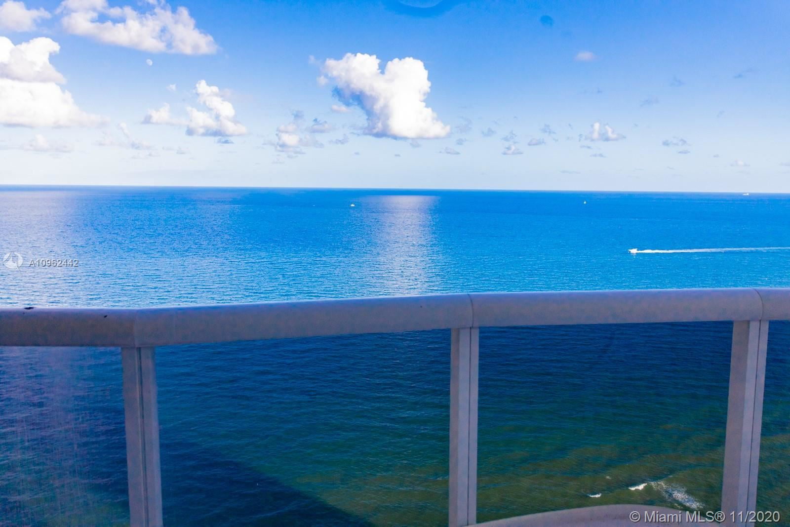 Photo of 15901 Collins Ave #3706, Sunny Isles Beach, FL 33160 (MLS # A10962442)