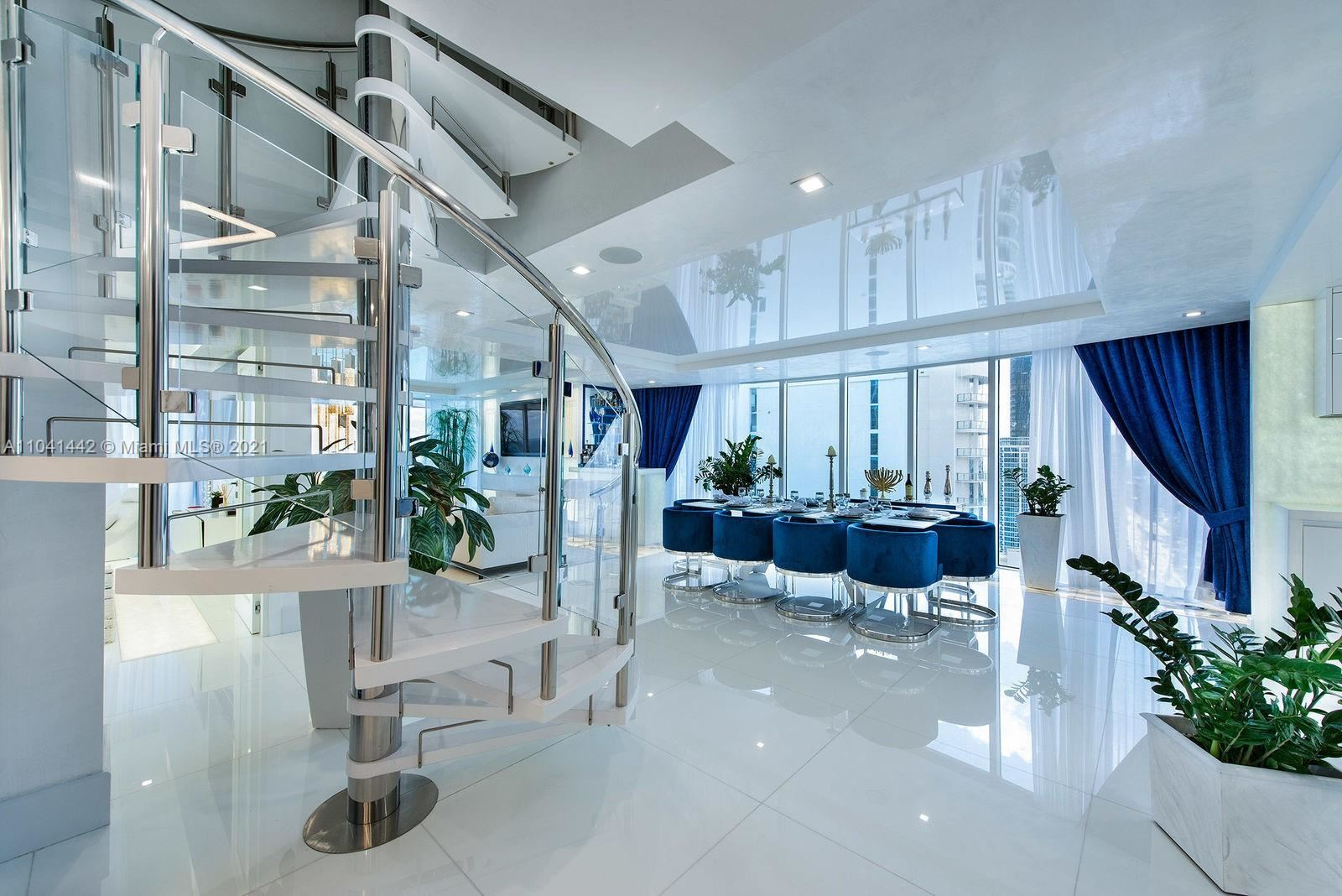 17555 Collins Ave - 2,274 FT2* #TS-1 Roof Terrace, Sunny Isles, FL 33160 - #: A11041442