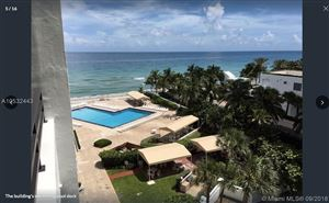 Photo of 3505 S Ocean Dr #618, Hollywood, FL 33019 (MLS # A10532443)