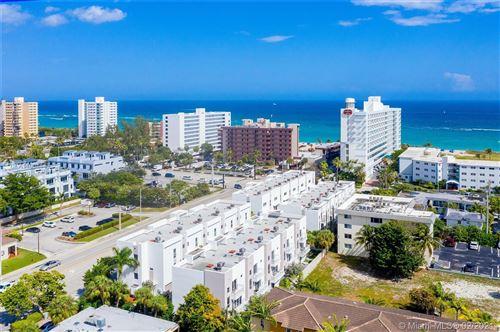 Photo of 1343 N Ocean Blvd #1343, Pompano Beach, FL 33062 (MLS # A11004443)