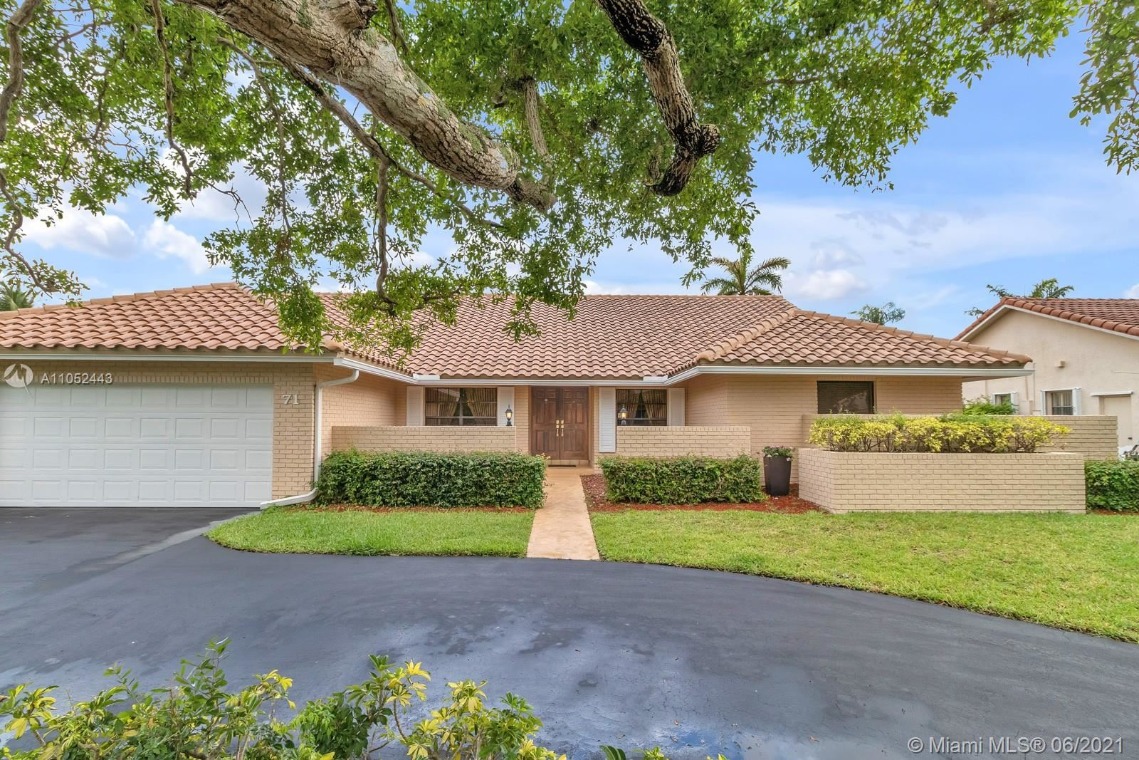 71 SW 114th Ter, Coral Springs, FL 33071 - #: A11052443