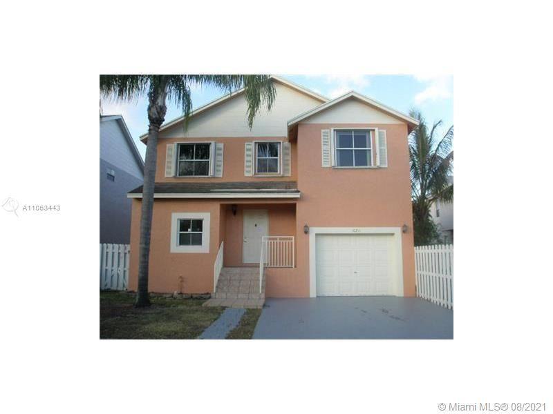10211 NW 5th St, Pembroke Pines, FL 33026 - #: A11063443
