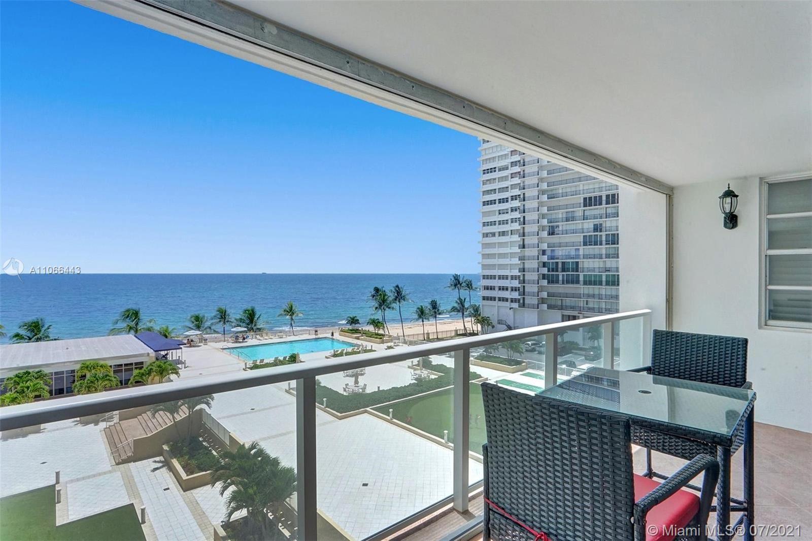 4300 N Ocean Blvd #5D, Fort Lauderdale, FL 33308 - #: A11066443