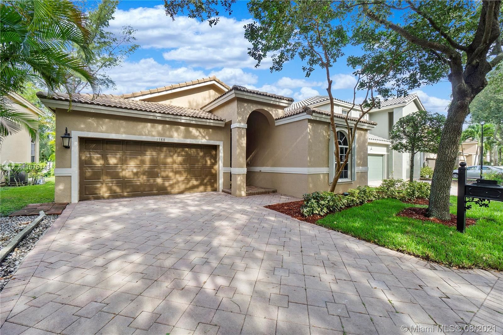 1188 NW 117th Ave, Coral Springs, FL 33071 - #: A11075443