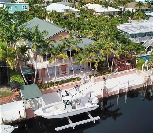 Photo of 265 Saint Thomas Avenue, Key Largo, FL 33037 (MLS # A11100444)