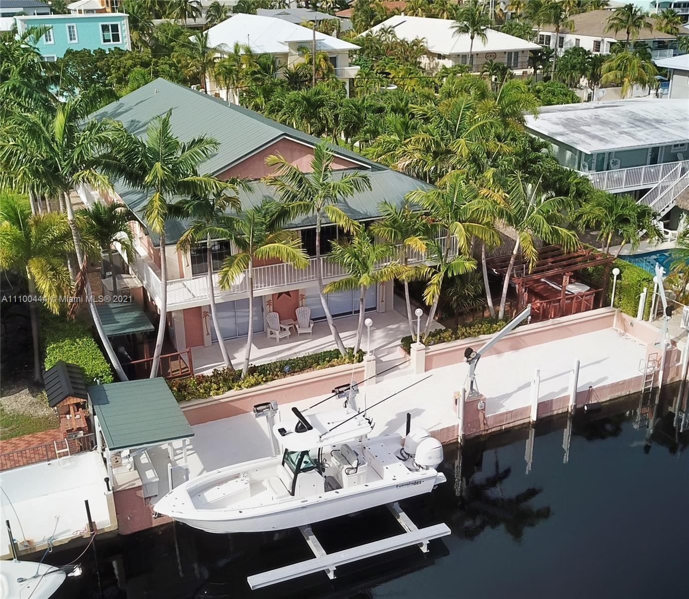 265 Saint Thomas Avenue, Key Largo, FL 33037 - #: A11100444