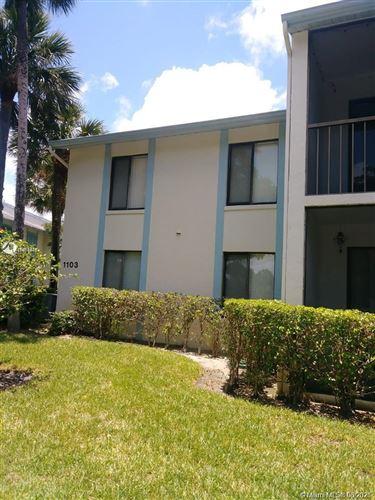 Photo of 1103 Green Pine Blvd #D2, West Palm Beach, FL 33409 (MLS # A11055445)