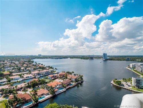 Photo of 1000 Island Blvd #2203, Aventura, FL 33160 (MLS # A11098445)