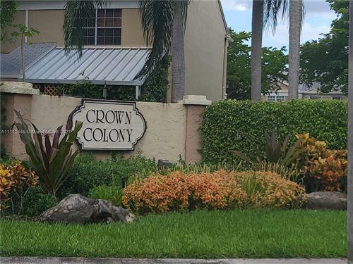 Photo of 2908 Dorchester Ln #2908, Cooper City, FL 33026 (MLS # A11112445)
