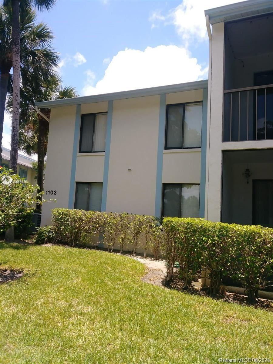 1103 Green Pine Blvd #D2, West Palm Beach, FL 33409 - #: A11055445