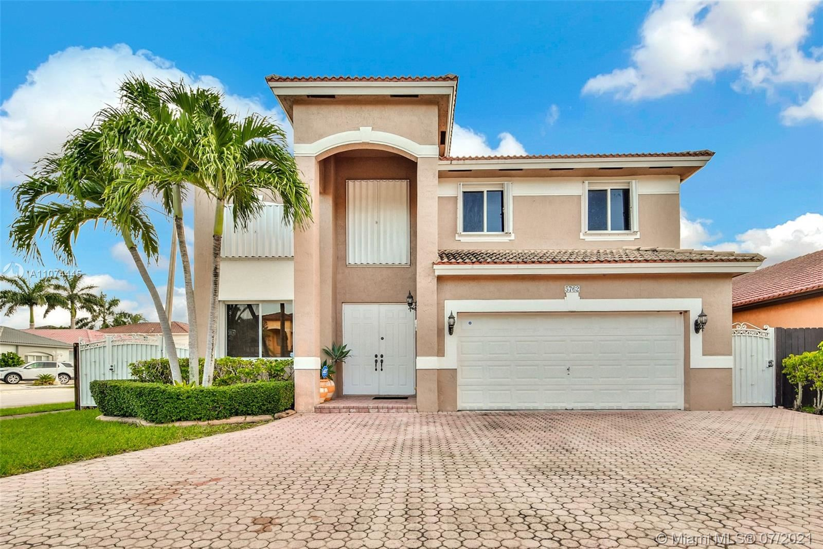 5762 SW 165th Ct, Miami, FL 33193 - #: A11074445