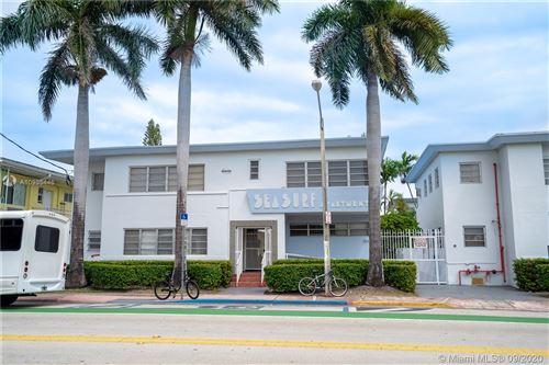 Photo of 8300 Abbott #20, Miami Beach, FL 33141 (MLS # A10935446)