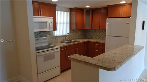 Photo of 9371 Fontainebleau Blvd #I217, Miami, FL 33172 (MLS # A11003446)