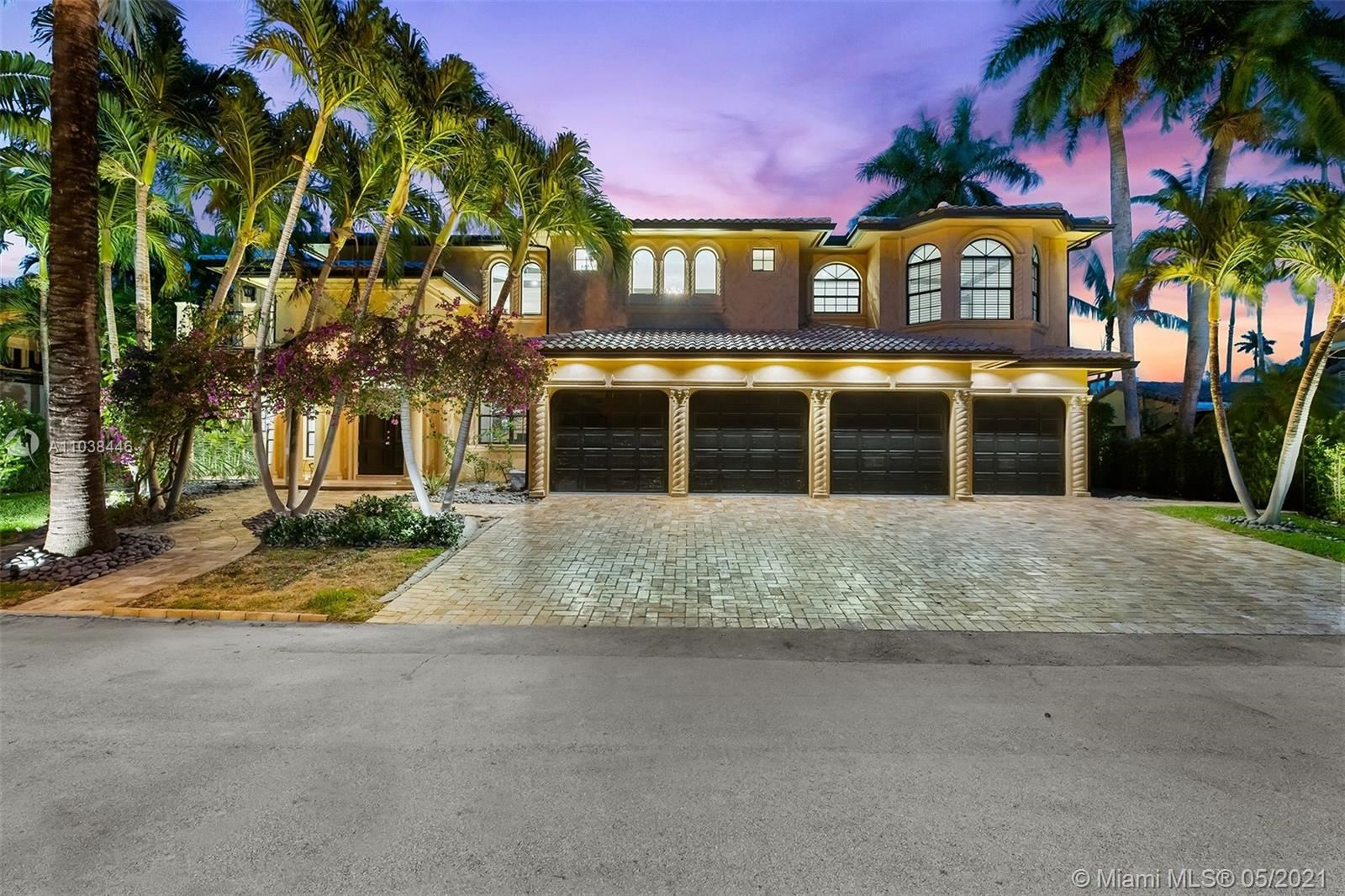 Photo of 424 Coral Way, Fort Lauderdale, FL 33301 (MLS # A11038446)