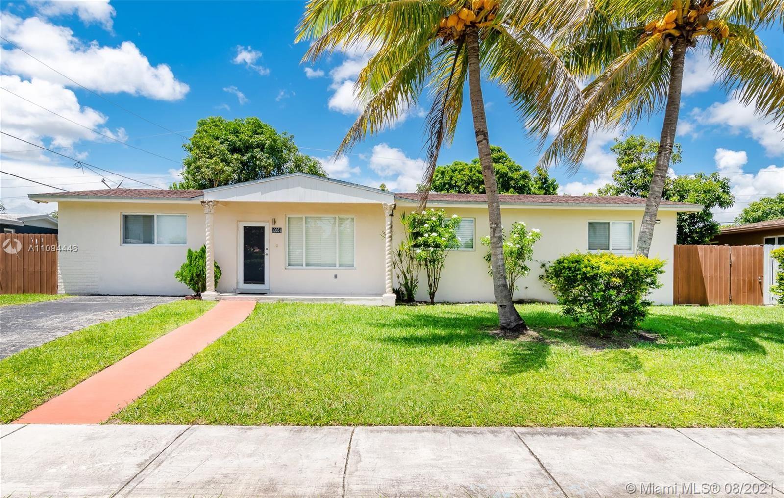 10351 SW 156th St, Miami, FL 33157 - #: A11084446